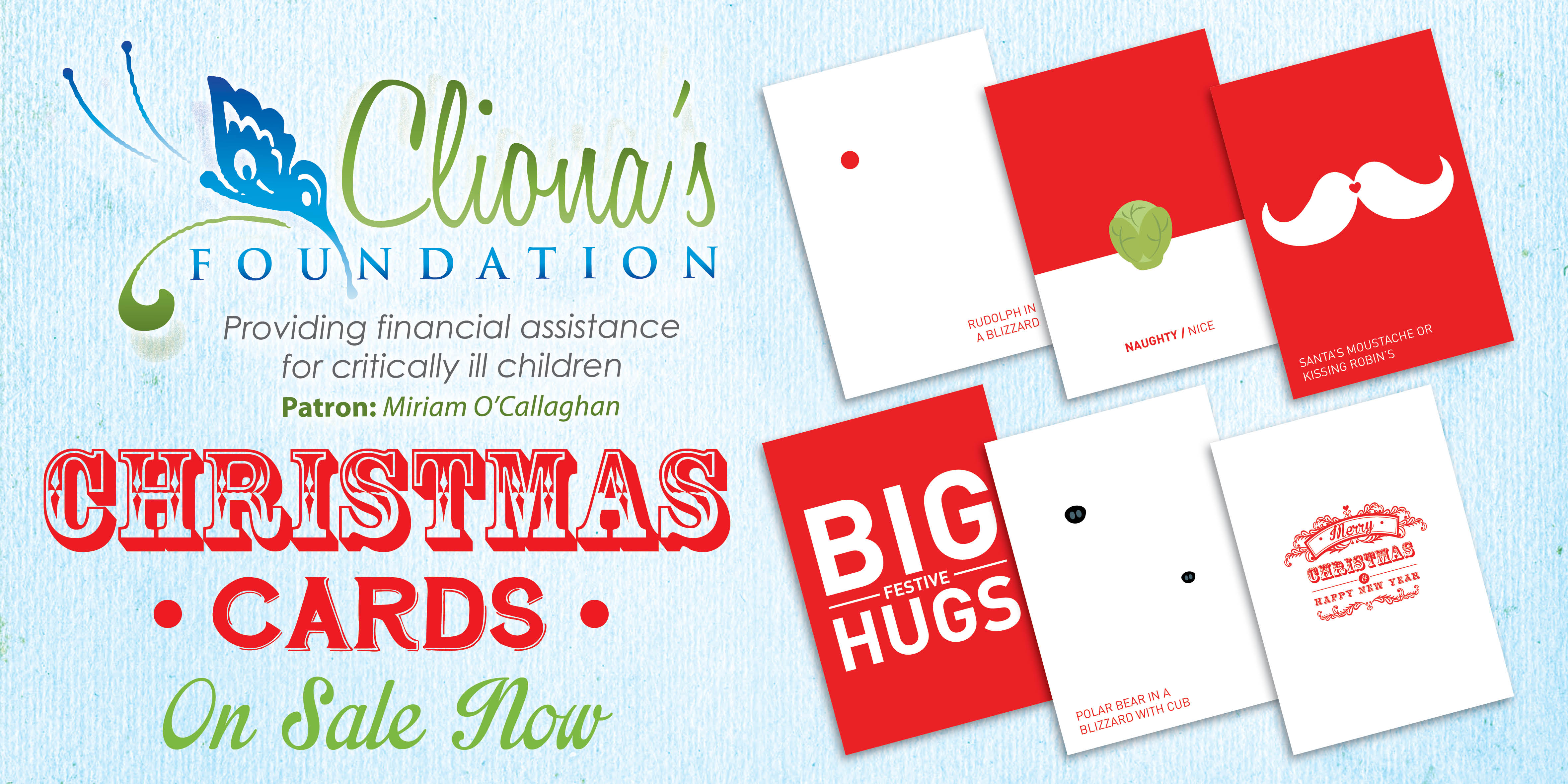 Christmas Cards Facebook web promo
