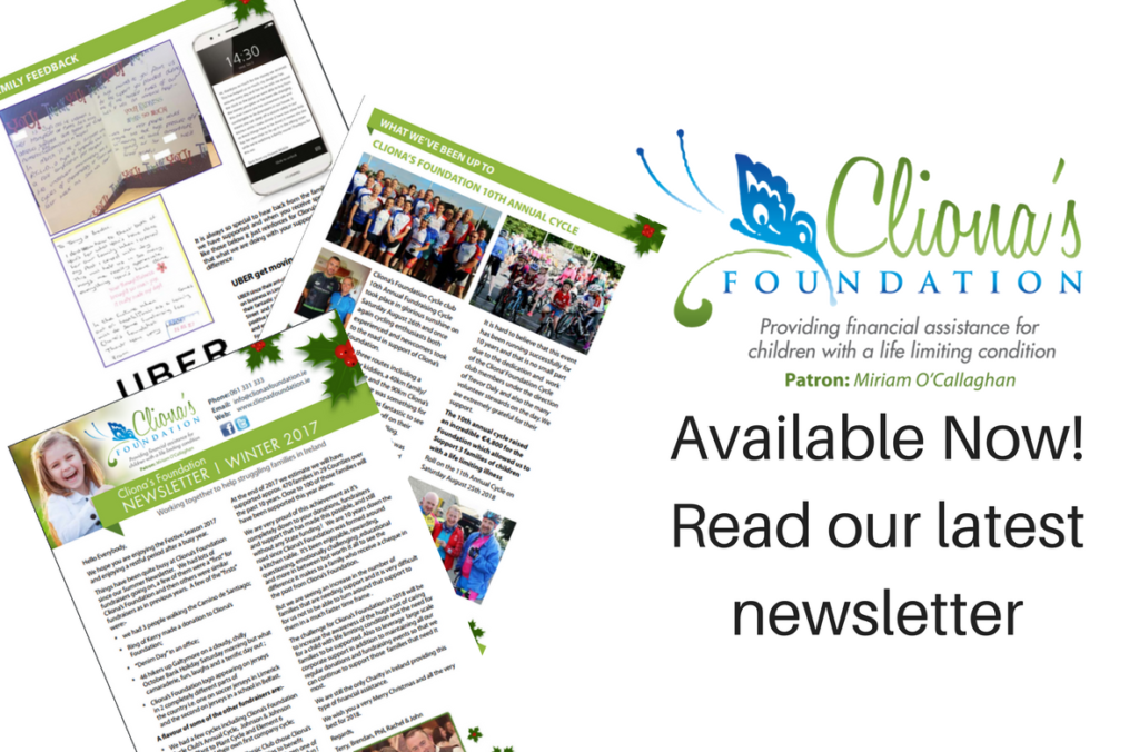 Out Now!Read our latest newsletter